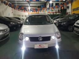 Volkswagen Polo 2006 1.6 Sedan completíssimo - 2005