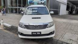 TOYOTA HILUX SW4 3.0 SRV 4X4 16V TURBO INTERCOOLER DIESEL 4P AUTOMATICO. - 2012