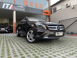 GLA200 1.6 Advanced 2017 Menor km Anunciado - 2017