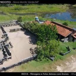 Fazenda em Nova Monte Verde MT