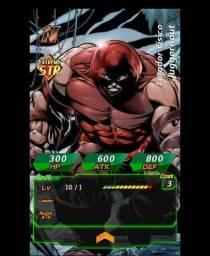Cards Marvel vs Dc