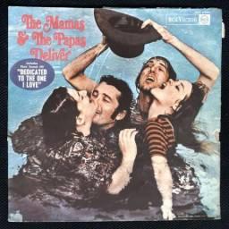 The Mamas & The Papas ? vinil LP - ?Deliver?
