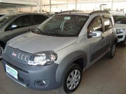 FIAT  UNO 1.0 EVO WAY 8V FLEX 4P MANUAL 2013 - 2014