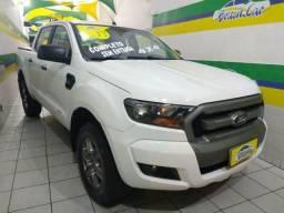 Ford Ranger 2017 XLS 4x4 Diesel Completa 4 Pneus Novos Laudo aprovado - 2017