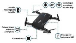 Drone de Bolso Com Câmera de Alta Resolução