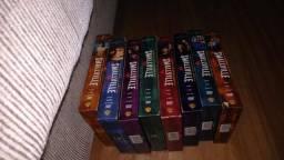 Box Smallville 1 a 8 temporada