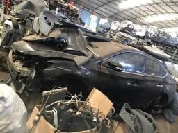 Sucata Nissan Sentra 2015