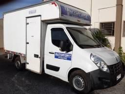 Renault Master com Bau - 2014