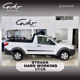 Strada Hard Working CS 17/18