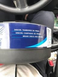 Tambor de freio traseiro gol G5