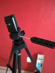 Tripé para Máquina Fotográfica e filmadora