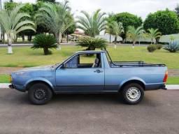 Saveiro CL 1.6 - 1990