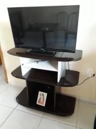 Rack sofá e mesa