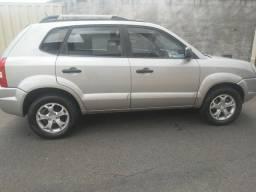 Hyundai Tucson 2010 Câmbio Manual(pego carro de ate 8 mil reais e a pessoa me volta 20 ) - 2010