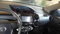 Toyota etios ratch 14/15 completo - 2015