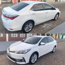 Vendo ou Troco Corolla XEI 17/18 AUT - 2018