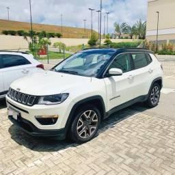 Jeep Compass 2018 | aceito troca em carro menor - 2018