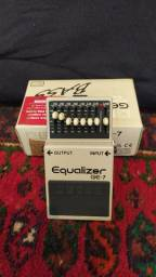 PEDAL BOSS GE7 EQUALIZER