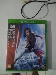 Mirror's Edge Catalyst Xbox one.