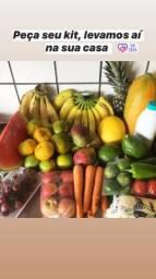 Kit frutas e legumes