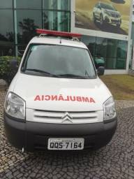 Citroen Berlingo 1.6 flex -Ambulância 2019