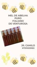 Mel de abelhas Italiana puro para vender, entregamos em domicílio na cidade do Recife