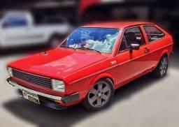 Gol BX Turbo Forjado 1980 (leia a descrição completa)