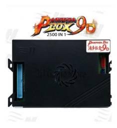 Título do anúncio: Pandora box para joga na tv muti jogos 9d 2500 jogos completa fonte +cabo hdmi