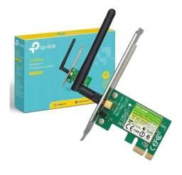 Placa Pci Express Tp Link Wi-fi Tl-WN781ND -Loja Natan Abreu