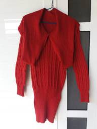 Blusa Malhão Vermelha