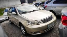 Corolla Xei automático 2003 completo