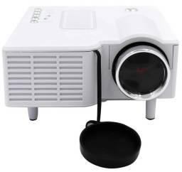 Mini projetor LED 80 polegadas