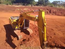 Escavadeira Hyundai 160 LC-7 ano 2010 - Tk Tratores Nova Andradina - MS