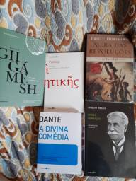 Livros diversos - leia a descrição