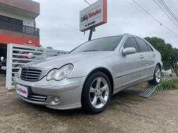 Mercedes 2005 c320 top de linha