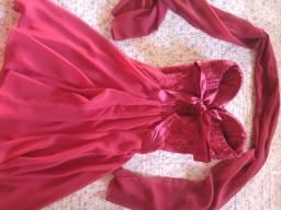 Lindo vestido de Formatura
