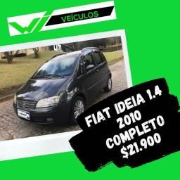 Fiat Ideia 1.4 ELX 2010 Completa