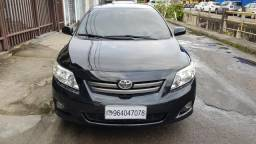 Toyota Corolla Gli 1.8 Flex Completo Com Multimidia 2° Dono Preço Real Anunciado