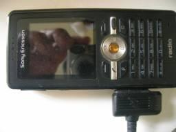 Celular Sony_Ericsson - Rádio - Mod.: R 300 GSM 900