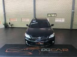 Toyota/Corolla 2.0 xei automático 2012