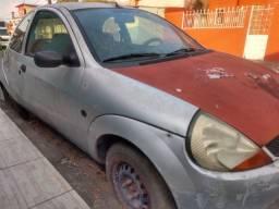 Ford Ka Zetec Rocam