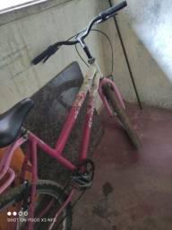 Troco bicicleta + 800 reais em Shineray
