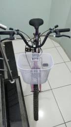 Título do anúncio: Bicicleta aro 26 feminina.