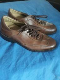 Título do anúncio: Sapato de couro Mr cat
