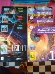 Título do anúncio: Coletânea de Livros de Física e Matemática