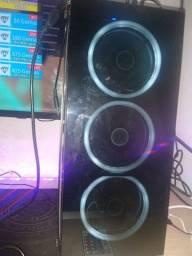 Título do anúncio: TROCO OU VENDO PC GAMER I5