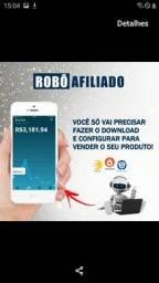 Título do anúncio: ROBO AFILIADO