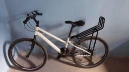 Bicicleta tamanho médio