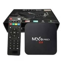 TV box 128 gigas, 180$ reais