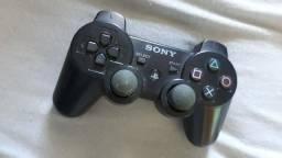 Título do anúncio: Controle PS3